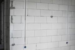 Монтаж кабеля в жилых помещениях